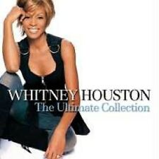 "WHITNEY HOUSTON ""ULTIMATE COLLECTION (BEST OF)"" CD NEU"