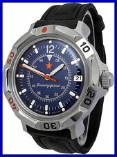 """KOMANDIRSKIE"" VOSTOK MECHANICAL WATCH !!!NUOVO!!! 11 It"