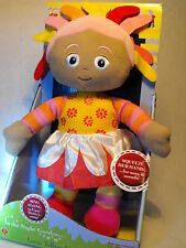 BABY GIRL TOY IN THE NIGHT GARDEN TOY UPSY DAISY SING ALONG DOLL LARGE SIZE DOLL