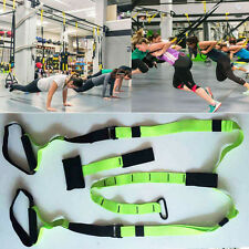 Gym trainer. Body Trainer. Suspension Straps. Home Fitness Oryginal g max 3.5m