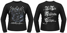 EMPEROR - In The Nightside Eclipse - Longsleeve Longarm Shirt - Größe Size XL
