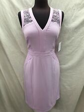 ANNE KLEIN DRESS/LAVENDER/LINED/SIZE 16/RETAIL$149/NEW WITH TAG/MACYS DRESS