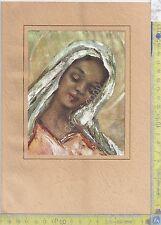 La Madonna Negra - M. Sacchettini Bailo - Edizioni d'arte Alma - Casa del Missio