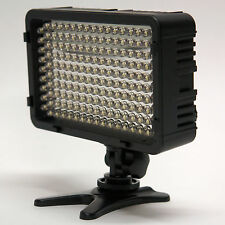 Pro LED camcorder video light for Panasonic PVG S15 DVX100B PVDC252 PVDV102