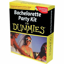 Bachelorette Party Kit for Dummies Games and Ideas Hostess Guide