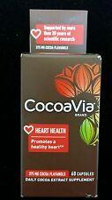CocoaVia 375 Cocoa Flavanols 60 Capsules, Sports Supplement