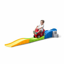 Step2 Anniversary Edition Up Down Roller Coaster Ride On Toy Push Car Ramp Track