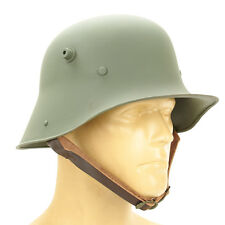 German WWI M16, M-1916 1st Model Steel Helmet Reproduction