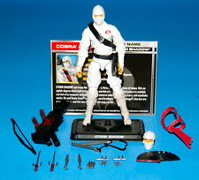 GIJOE 50TH COBRA STORM SHADOW LOOSE COMPLETE