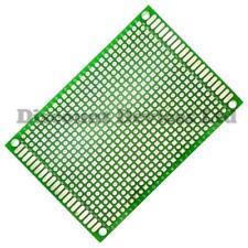 5x  60x80mm Double sided Copper Prototype PCB Matrix  Epoxy Glass Fibre Board