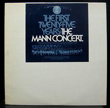 Rivka Zohar Hava Alberstein First 25 Years The Mann Concert LP Mint- 1972