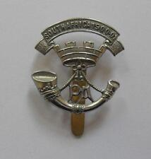 BRITISH ARMY CAP BADGE. THE SOMERSET LIGHT INFANTRY 4th. & 5th. Bns.