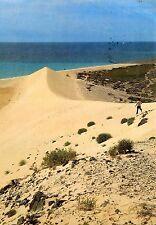 Alte Postkarte - Fuerteventura - Dünen von Jandia
