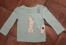 Baby Gap Girl's Top USA New 36m 36 months 3 years BNWT Tee Tshirt T-Shirt Girl