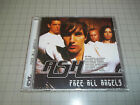 ASH Free All Angels 2001 GERMAN Import CD DIFFERENT ART NEW Sealed FAST SHIPPING