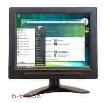 8 pulgadas HD USB mp3 mp4 mp5 Display HDMI VGA BNC AV TFT LED Multimedia Monitor