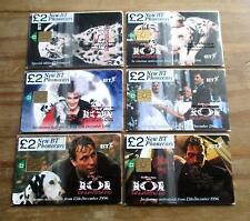 DISNEY'S 101 DALMATIONS / SPECIAL EDITION  / SET OF 6 MINT SEALED PHONECARDS