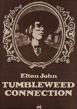 Elton John Tumbleweed Collection PLAKAT