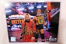 Enzo & Cass Wwe WrestleMania 33 Exclusive Limited Edition Autograph # 27 of 33