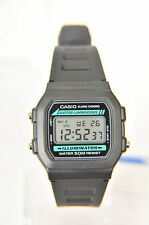 Casio W-86 Men's Chronograph and Alarm Digital LCD Watch.   ~AA144