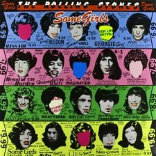 ROLLING STONES 'SOME GIRLS' VINYL LP NEW SEALED - 2009 REISSUE