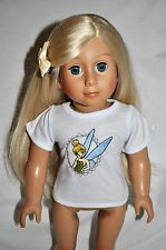 """American Girl Doll Our Generation Journey Gotz 18"""" Dolls Clothes Tinker T-Shirt"""