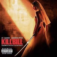 Kill Bill Vol.2 O.S.T. Original Soundtrack Filmmusik CD WARNER MUSIC