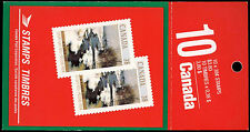 Canada 1989 SG#SB119 Christmas MNH Stamp Booklet #C24811