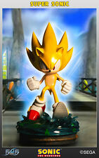 Sonic the Hedgehog: Regular Modern Super Sonic Statue First 4 Figures