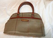 Polo Ralph Lauren Vintage Commuter Bag Messenger Bags - Houndstooth