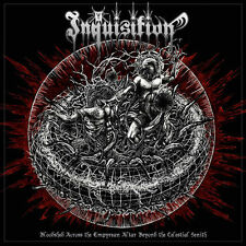 INQUISITION - Bloodshed Across the Empyrean Altar... CD NEU