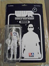 DIY DE PLUME 3A THREEA 1:12 FIGURE NEW ON CARD WWRP MINT POPBOT ASHLEY WOOD