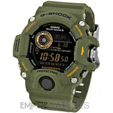 *NEW* CASIO G-SHOCK MENS MASTER G RANGEMAN SOLAR WATCH - GW-9400-3 - RRP £280