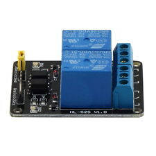5V 2 Channel Relay Module Shield For Arduino ARM PIC AVR DSP MCU Electronic BE