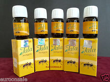 5 X TALA ANT EGG OIL 20ML Organic HAIR REDUCEING,Absolute and Permanent Solution