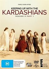 Keeping Up with the Kardashians: Season 9 Part 1 DVD NEW
