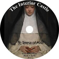 The Interior Castle, St. Teresa of Avila Christian Audiobook unabridged 1 MP3 CD