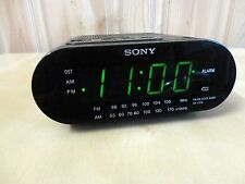 Sony ICF-C218 Clock AM/FM Radio Auto Time Set