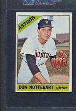 1966 Topps #021 Don Nottebart Astros EX *543