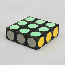Lanlan 1x3x3 Magic ABS Ultra-glatte Profi Speed Cube Puzzle Twist