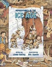 Adventures in the Ice Age (Good Times Travel Agency)-ExLibrary