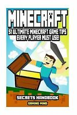 Minecraft Books for Kids. Minecraft Game Tips and Tricks: Minecraft: Secrets...