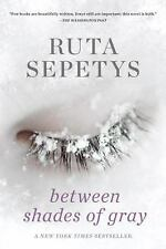 Between Shades of Gray, Sepetys, Ruta, Acceptable Book