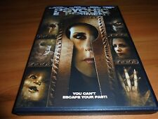 Psychic Experiment (DVD, 2011) Shannon Lark, Katie Featherston Used
