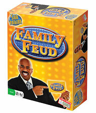 NEW Family Feud 5th Edition Board Game - Classic TV Show Survey Says Fun (47790)