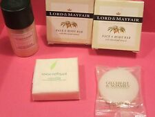LOT 5 GILCHRIST&SOAMES CONDITIONER SHAMPOO+2 LORD&MAYFAIR+NOURISH SPA LINE SOAP