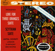 SR 90006 Dorati/LSO - PROKOFIEV: Scythian Suite - 200g LP Classic Records SEALED