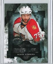 11-12 2011-12 UD ARTIFACTS SCOTT TIMMINS ROOKIE RC /999 165 FLORIDA PANTHERS