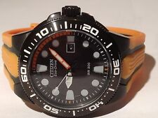 CITIZEN ECO DRIVE Divers 200m RRP £ 235
