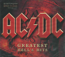 AC/DC - Greatest Hell's Hits CD  2015 SEALED